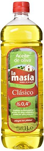 La masía - Aceite de oliva suave - 1 L