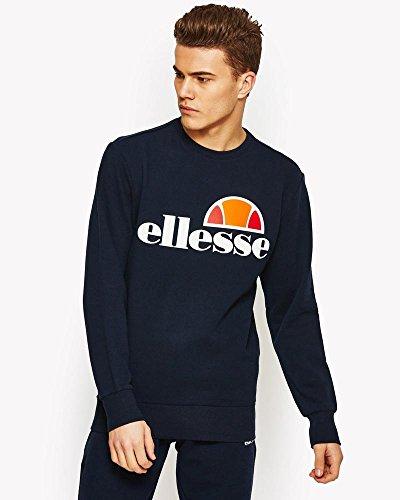 ellesse Succiso Sweatshirt/Pullover, für Herren XXL Blau (Kleid blau)