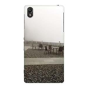 Neo World Breakfast In Mist Back Case Cover for Sony Xperia Z2
