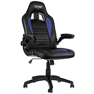 Nitro conceptos C80 movimiento Series Gaming silla