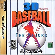3D Baseball: The Majors [Japan Import]