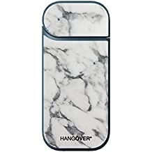 Cover Skin resinata per Iqos - Carrara Marble - Made in Italy
