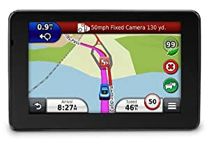 """Garmin nuvi 3590LMT 5"""" Sat Nav with UK and Full Europe Maps, Free Lifetime Map Updates, Free Lifetime Traffic Alerts and Bluetooth"""