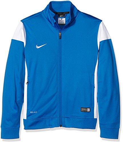 Nike veste academy14 sDLN knit M enfant 10 ans- Bleu roi blanc 8cd5ee36cd5d