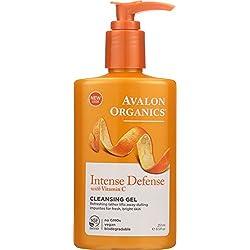 Avalon Organics Refreshing Facial Cleanser 250ml