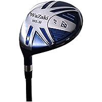 Japan Wazaki WL-II MatrixSteel USGA PGA Golf Club Fairway+Leather Cover
