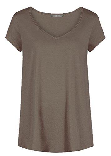 Sandwich -  T-shirt - Donna Marrone