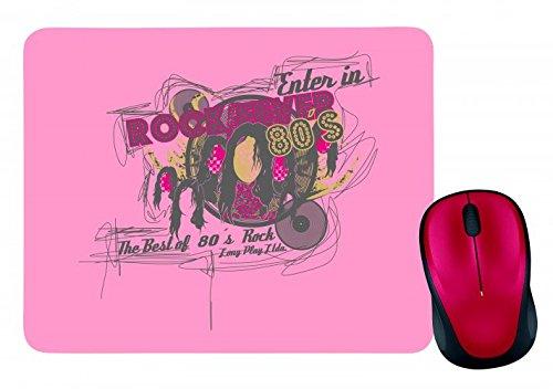 Play Rock Pink N (Mauspad