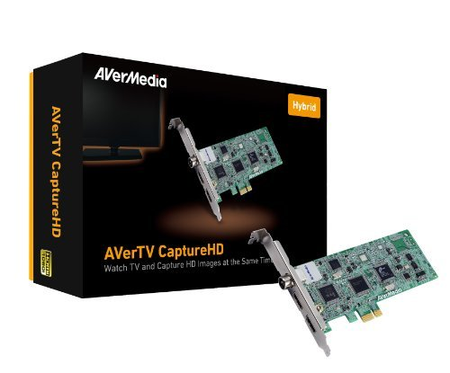 AverMedia 61H727HBF0AW PCX Capture HD PCI Karte grün (Pci-capture-karte Hdmi)