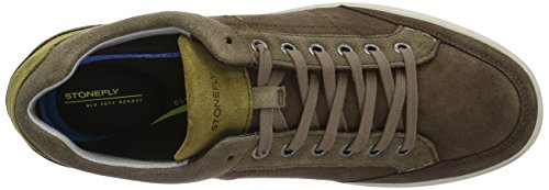 Stonefly Dover 1, Baskets Basses Homme Marron (Oak Brown/Almonds 38)