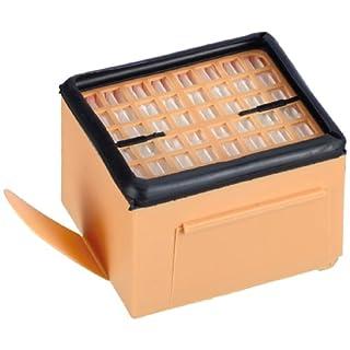 Alternativ-wie Vorwerk 6690053115 Hepafilter H 11 , passend für VK 135, orange