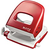 Leitz New NeXXt Bürolocher Metall, rot (50080025)