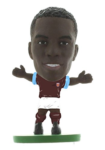 SoccerStarz SOC808 Classic West Ham Enner Valencia Home Kit