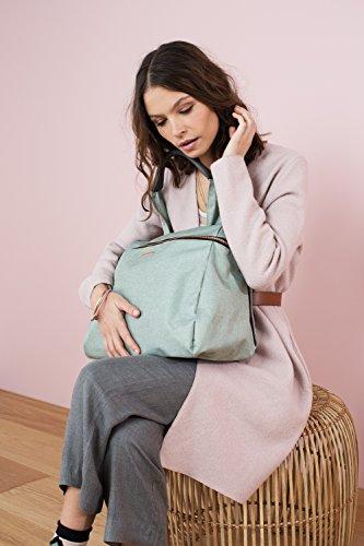 Lässig 1101005511 Wickeltasche Glam Rosie Bag, mint/grün - 5