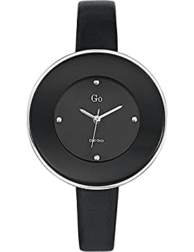 Go Girl Only Damen-Armbanduhr Analog Quarz Schwarz 698167