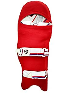 Khel India Cricket Pads Covers (Red)