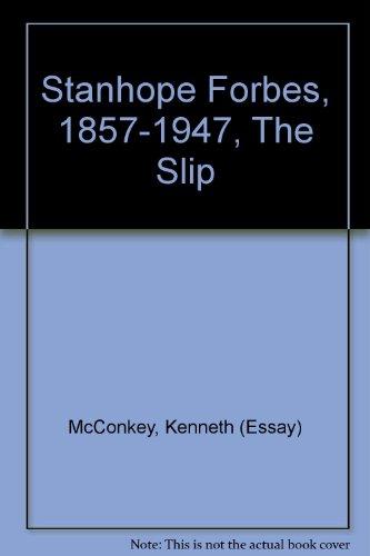 Stanhope A. Forbes the Slip Dublin 1857-1947 Dublin Slip