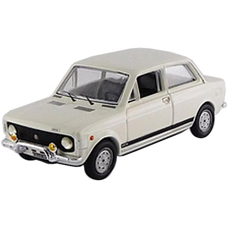 Fiat 128, blanche, 1971, voiture voiture voiture miniature, Miniature déjà montée, Rio 1:43 004df2