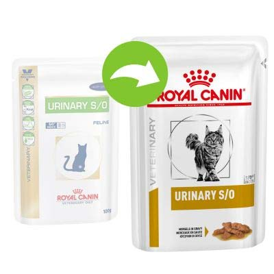 24x Royal Canin Urinary S/O Huhn - Veterinary Diet (Doppelpack)
