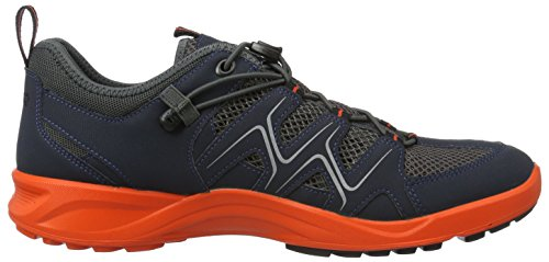 Ecco Terracruise, Chaussures Multisport Outdoor Homme Bleu (57794Marine/Dark Shadow)