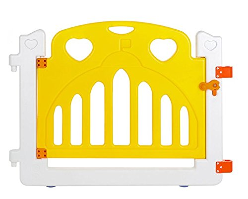 Cannons Plastic Baby Den Playpen with Games Station (Small Panels, 160 x 160 cm) Cannons Tested to European Standards EN12227:2010 and EN71 Suitable for indoor or Ourtdoor use Play Station included in each model 5
