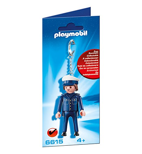 Playmobil 6615 City Action Policeman Keyring