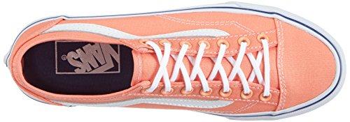 Vans STYLE 36 SLIM Unisex-Erwachsene Sneakers Orange (canteloupe/true FRI)