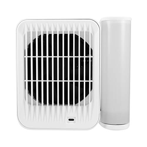 jfhrfged Microhoo Household Small Air Cooler Desktop-Mini-Luftkühler Kleine Klimaanlage