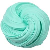 Keepwin Juguetes De DescompresióN 2018,Beautiful Color Cloud Slime Squishy Putty EstréS Perfumado Kids Clay Toy (Cielo azul)