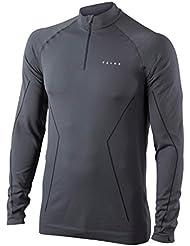 Falke Comfort Sous-vêtement de ski zippé à manches longues pour homme
