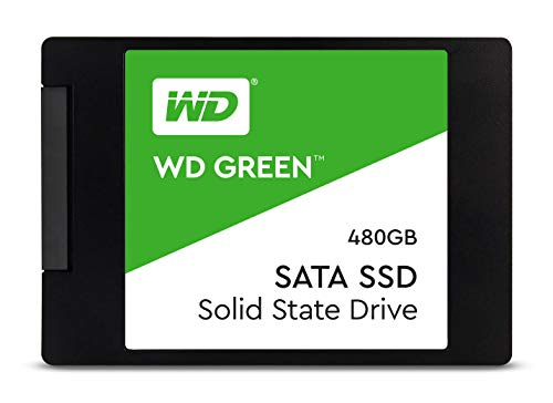 "WD Green 480 Go Interne SSD 2.5"" SATA"