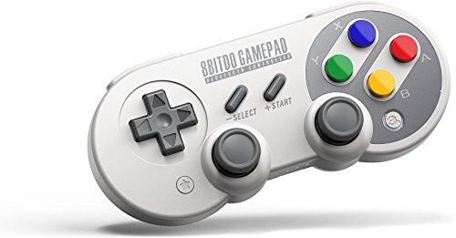 8Bitdo SF30 Pro Controlador de juego retro inalámbrico