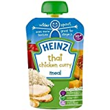 Heinz Poulet Thai Curry Sage 3 180G - Paquet de 4