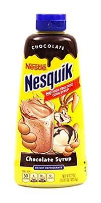 Nestle Nesquik Choclate Syrup 623gm