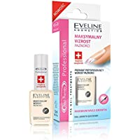 Acelerador de crecimiento para uñas «Maximum Nails Growth» de Eveline Cosmetics, 12 ml