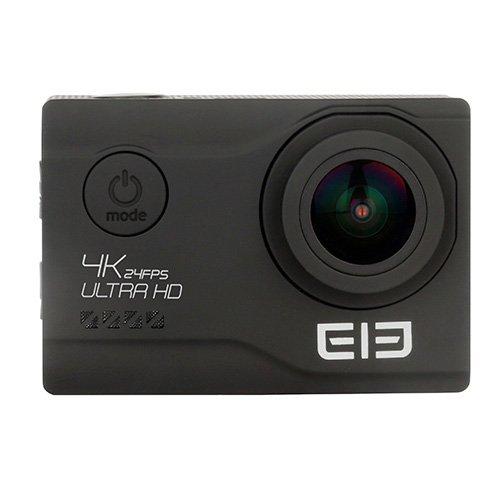 Camara de deportes Elephone Elite 4K. Wifi integrado. Color negro