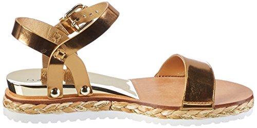 Casadei - 1l531, Sandali Donna Gold (OTTONE)