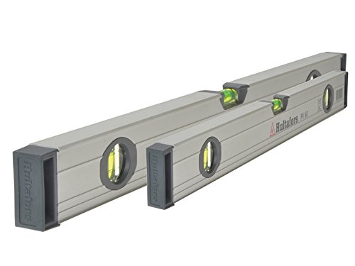 Hultafors 41493160cm und 120cm Aluminium PV Level–Mehrfarbig (2Stück)