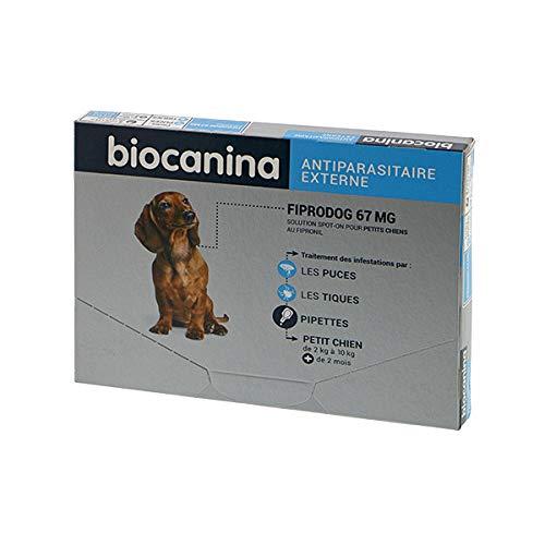 Biocanina Pipetas Perros Mini