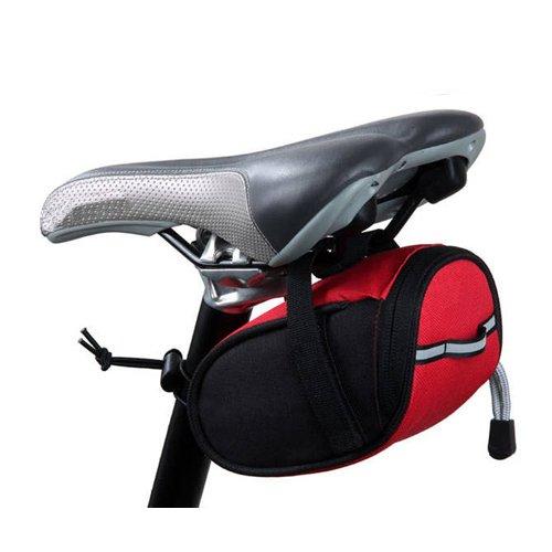 D9Q Wasserdicht Radfahren Mountainbike Fahrrad-Sattel-Beutel Back Seat Hecktasche Package