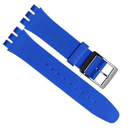 greenolive-17-mm-uhrenarmband-ersatz-silikon-gummi-wasserdicht-armbanduhr-band-blau