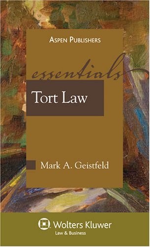 Tort Law: The Essentials