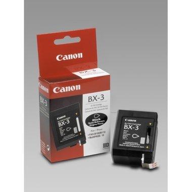 Canon (BX-3 / 0884 A 002) - original - Druckerpatrone schwarz - 700 Seiten - 29ml -