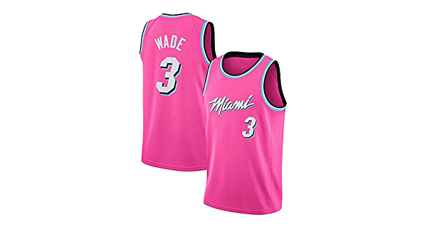Black-2, XXL Unisex Sleeveless T-shirt Embroidered Mesh Basketball Swingman Jersey Sportswear :  Clothing A-lee Men's Basketball Jersey-Dwayne Wade- Miami Heat #3 Jersey