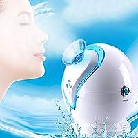 Inicio Vaporizador Facial - Niebla Caliente Ultrafina Para Humedecer Y Limpiar Desatascar Los Poros Eliminar Los Puntos Negros Humidificador Facial Salón De Belleza Personal
