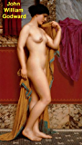 131 Color Paintings of John William Godward - British Neoclassical Painter (August 9, 1861 - December 13, 1922) (English Edition)