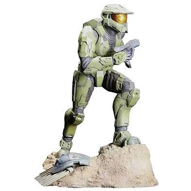 (Halo 3 ARTFX PVC Statue 1/6 Red Spartan 30 cm)