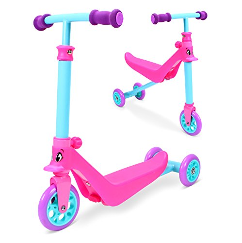 zycom-zykster-2-in-1-scooter-pink-turkis