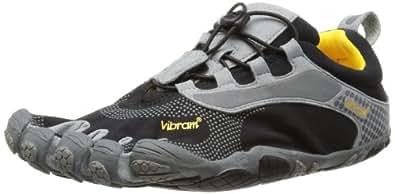 Desconocido Running M358 Bikila Ls, Chaussures de Sport Homme - Noir - Noir/Gris, EU 44 EU