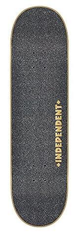 Independent Mob Laser Cut Bar Logo Plaque de grip